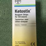【ケトンスティックの使い方】ケトン体を尿で測定するケトンスティックをファスティングで使用