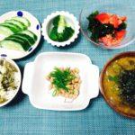 【管理栄養士】ファスティング・準備食のメニュー